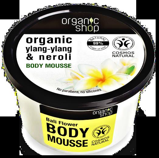 tělová pěna Neroli Ylang Ylang ca